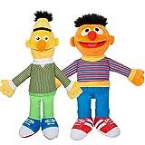 Official Sesame Street Large Bert and Ernie Soft Plush Toys 38cm