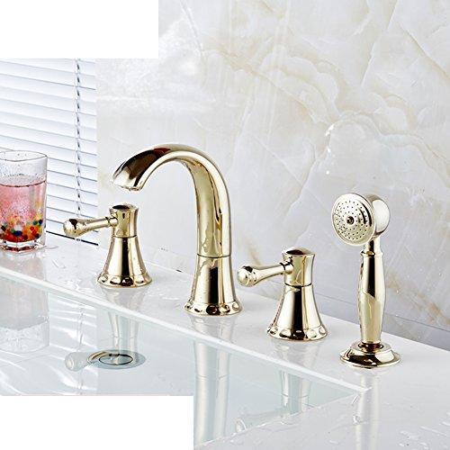 rubinetto per vasca a quattro fori/Testa serbatoio