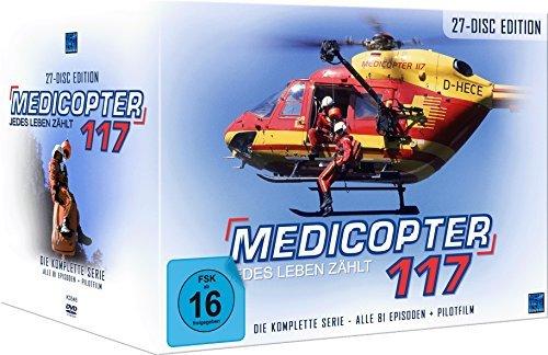 Medicopter 117 - Jedes Leben zählt - Gesamtedition
