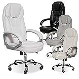 Kesser® Racer Bürostuhl Chefsessel Schreibtischstuhl Drehstuhl ✓ Stufenlos höhenverstellbar ✓