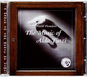 The Music of Aldo Finzi (world première recordings)