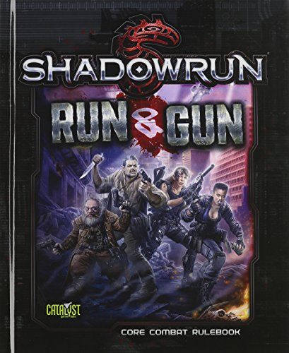 Shadowrun: Run Faster
