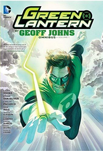 Green Lantern by Geoff Johns Omnibus Volume 1 HC