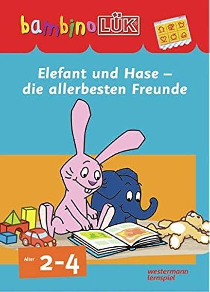 bambinoLÜK Logisches Denken mit Elefant und Hase online