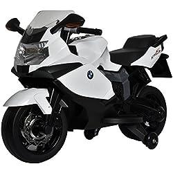 Buddy Toys - Moto eléctrica para niños (Fast CR a.s. BEC 6010)