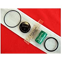 Battery Kit for Suunto D9 Dive Computer Transmitter and Receiver (Complete) by Suunto