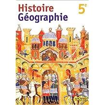 Histoire Géographie 5ème