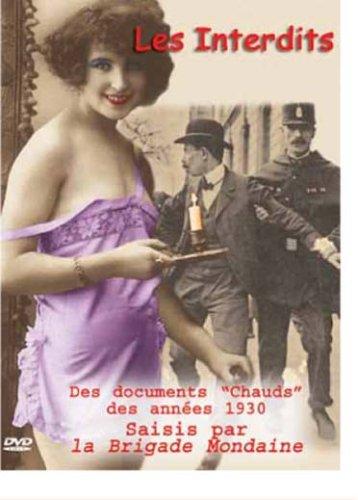 Preisvergleich Produktbild Coffret les interdits : les archives interdites de la brigade mondaine / les films interdits des maisons closes / le cin