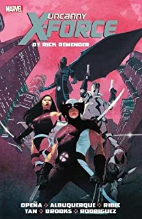 Uncanny X-Force by Rick Remender: The Complete Collection Volume 1 (0785188231) | Amazon Products