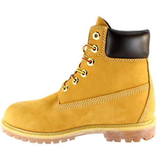 Timberland Womens Premium Wheat Classic Beige Suede Original Boot UK Size 3-8