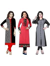 Kurti For Womens Rensila ( Kurti For Women Latest Design Party Wear Kurti For Girls Stylish Kurtis For Girls New...