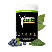 Athletic Greens Premium Superfood-Nahrung - Das Wirksamste Vollwert-Supplement - 30-Tages-Vorrat