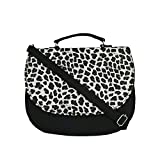 Colour Blind Women's Sling Bag(Black,Blck Tiger Print)