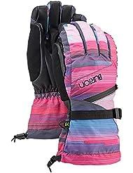 Burton Gore Glove–Guantes de esquí para mujer, color Coral flynn glitch, tamaño S