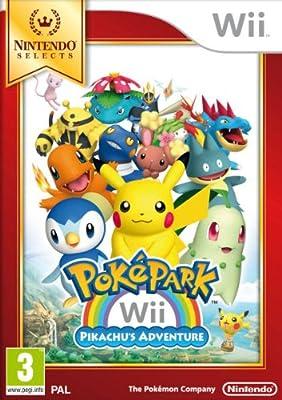 Nintendo Selects : PokePark - Pikachu's Adventure (Nintendo Wii) from Nintendo UK