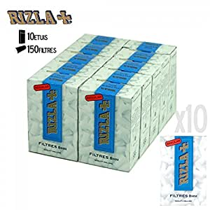 Filtri Rizla Regular 8mm x 10pz
