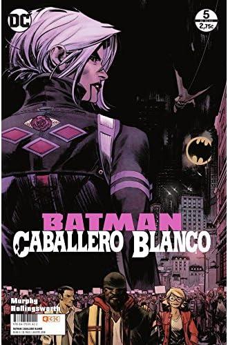 Descargar gratis Batman: Caballero Blanco núm. 05 de Sean Murphy