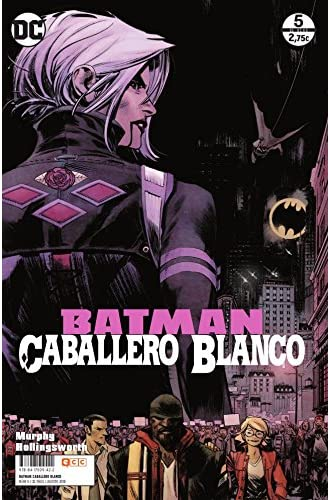 Batman: Caballero Blanco núm. 05