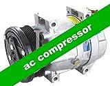 Gowe Auto AC Compresseur pour Cvc6Auto AC Compresseur pour auto Chevrolet Corsa Meriva Montana pour auto Fiat Stilo Palio Punto 1.8Pag46120ml
