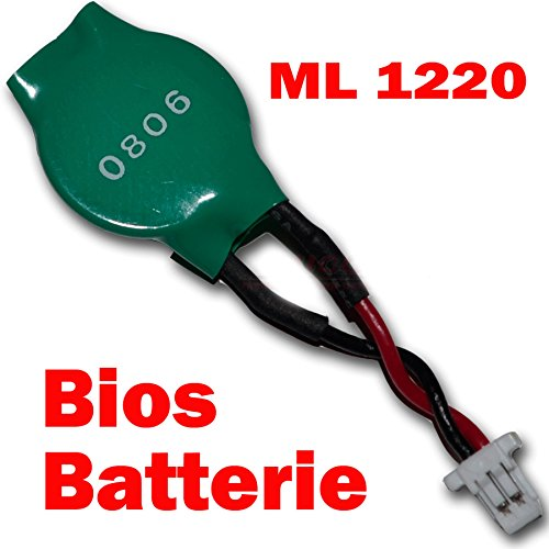 Computer Cmos Batterie (Bucom- ML1220 Bios Batterie auch für ASUS EEE PC 1101HA 1005HA CMOS Battery Accu)