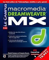 Dreamweaver MX (1 livre + 1 CD-ROM)