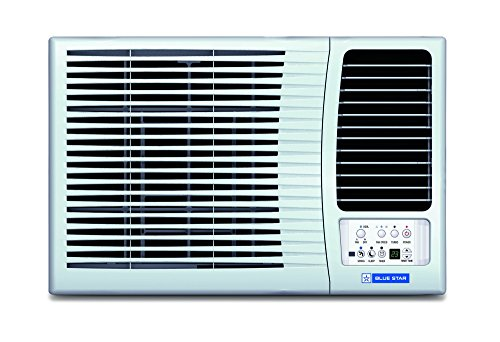 Blue Star 1 Ton 3 Star Window AC (Copper, 3W12LA,Milky White)