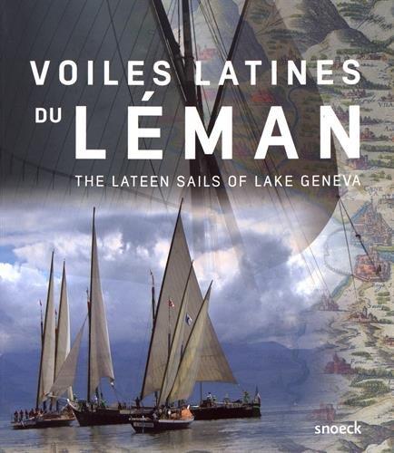 Voiles latines du Léman