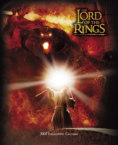 Click for larger image of The Lord of the Rings 2007 Calendar