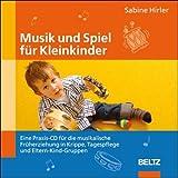 Musik und Spiel für Kleinkindern. CD-ROM
