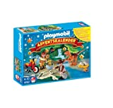 Playmobil 4162 - Dinosauri, Calendario dell'Avvento