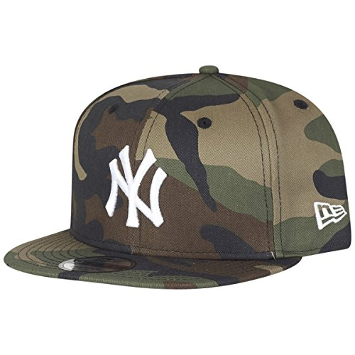 New Era Cap oliv S/M New Era Cap Camouflage