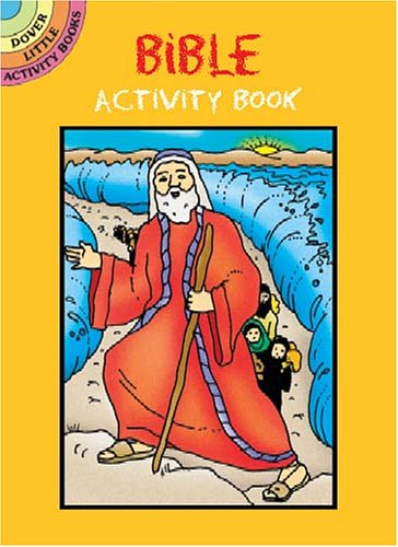 PDF Gratis Bible Activity Book (Dover Little Activity Books) - Libro PDF