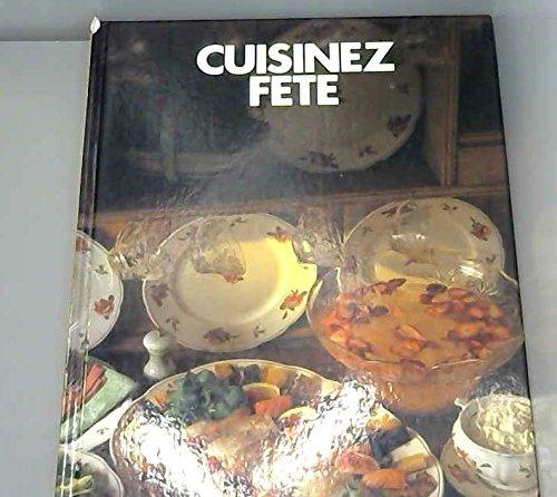 Cuisinez fête par Collectif