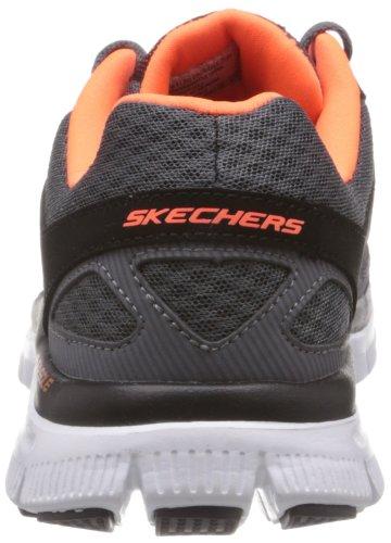 Skechers - Flex AdvantageMaster Plan, Scarpe tecniche  da uomo Blu (Grau)