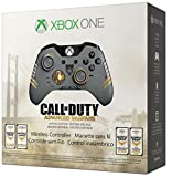 Xbox One Limited Edition Call of Duty: Advanced Warfare Wireless Controller Edition: Wireless Controller Color COD: Advanced Warfare Consumer Portable Electronics/Gadgets