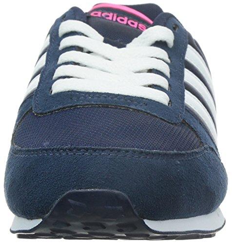Racer adidas City Rossa Marino Sportschuhe Damen Blu Bianco Blu SqCwqE