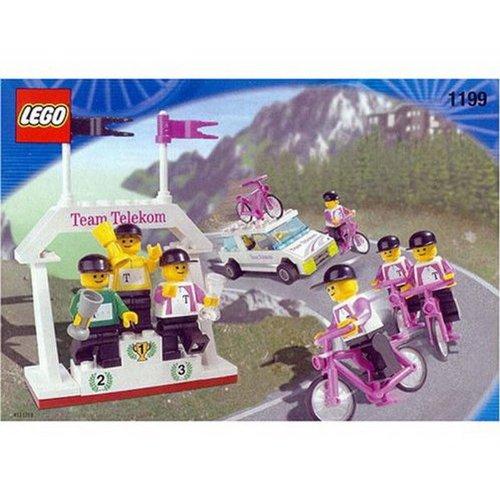 Preisvergleich Produktbild LEGO 1199 Tour de France Team Telekom