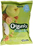 Product Image of Organix Stage 2 From 7 Months Finger Foods Organic Apple...