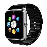 Smartwatch Android, DeYoun® Bluetooth Smartwatch Intelligente Orologio Da Polso Telefono con Slot