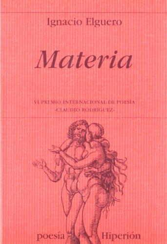 Materia (Poesía Hiperión)