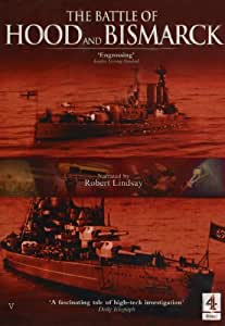 Battle Of The Hood And Bismarck [DVD]