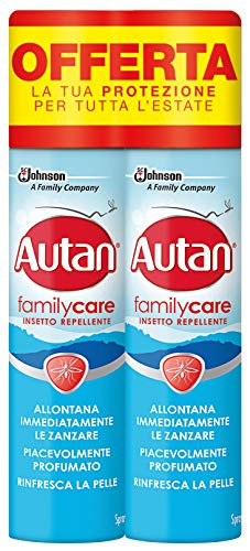 Autan Family Care Insetto Repellente Spray - 2 x 100 ml