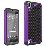 MOONCASE HTC Desire 530 / 630 Hülle, Dual Layer Hybrid
