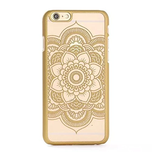 iCHOOSE Paisley Henna Coque pour Apple iPhone 6 Protective Couverture / Mandala Dream Catcher Design Or Style 2