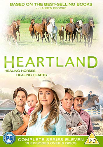 Heartland: The Complete Eleventh Season Englisch DVD, [UK Import]