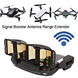 Liqiqi für DJI Mavic Pro Mavic 2 / Zoom/Air Funken Signal Booster Extender Antenne Range Extender Gold