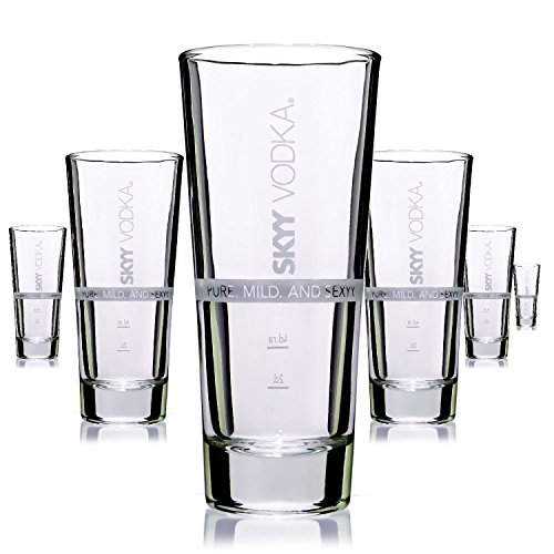 6x-skyy-vodka-bicchiere-bicchieri-long-drink-gastro-bar-decorativo