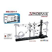 Gadgy SpaceRail Level 1 | Piste de Marbre Circuit de Billes