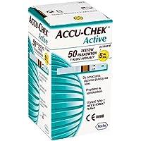 Accu-Tech Chek 392prueba rayas Active (50unidades)