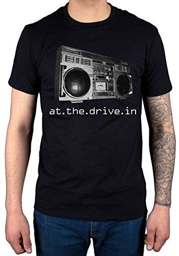 Official at The Drive In Boombox T-Shirt